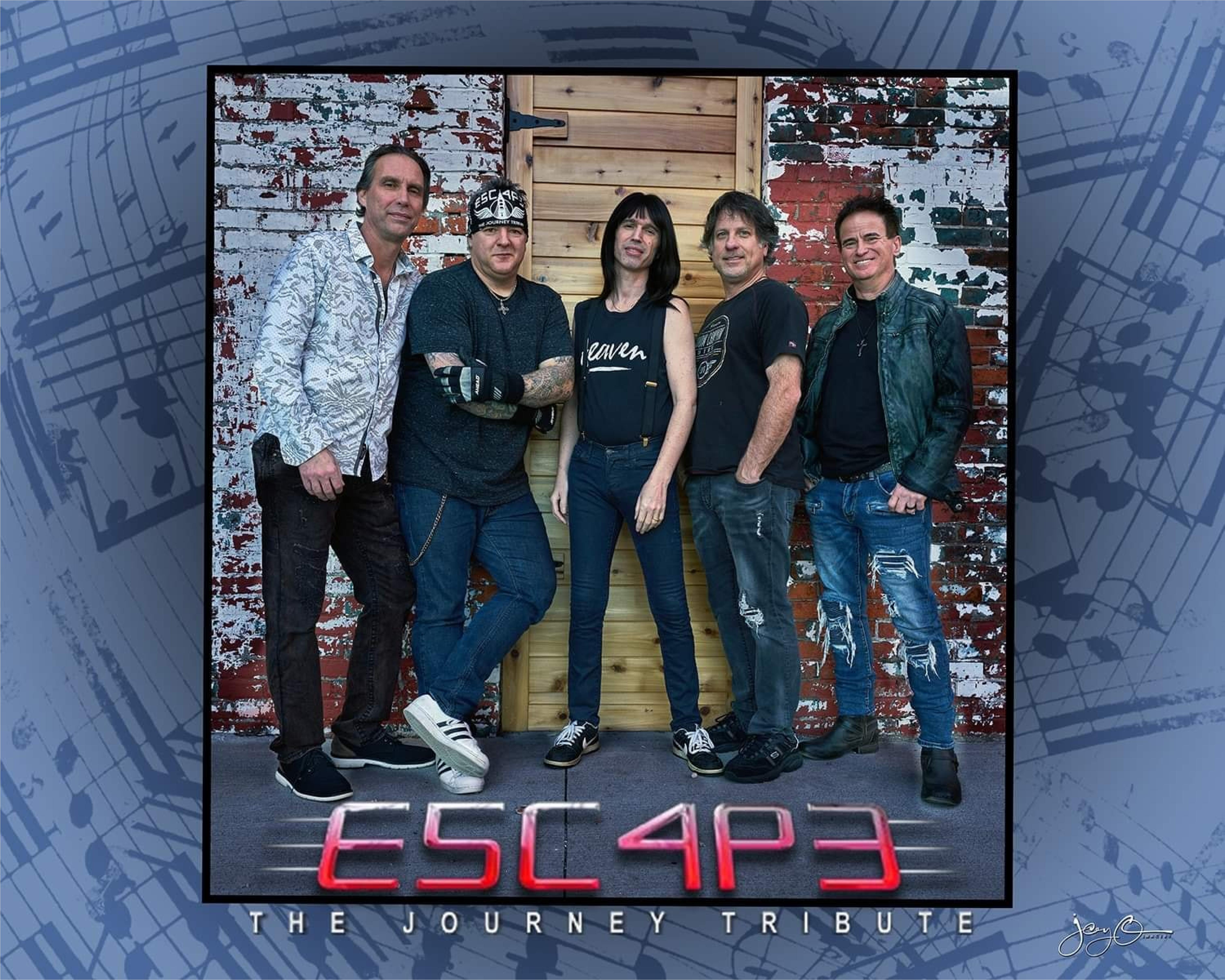 ESC4P3 album cover