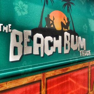 The Beach Bum Taco Truck logo