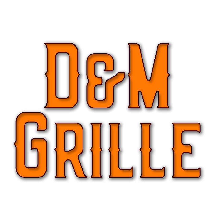 D&M Grille logo