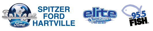 Spitzer Ford Hartville - Elite Spiritwear - FM 95.5 The Fish
