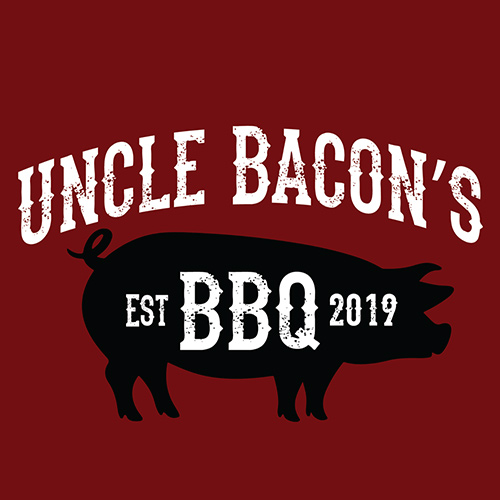 Uncle Bacon's BBQ logo