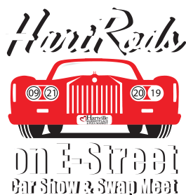 HartRods on E-Street Car Show and Swap Meet