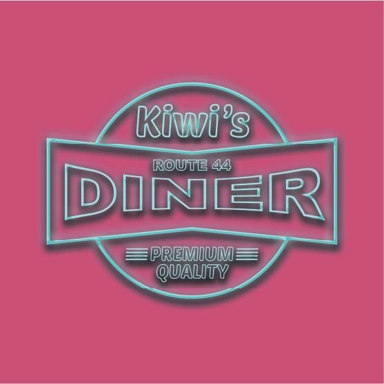 Kiwi's Diner logo