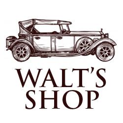 Walt's Shop