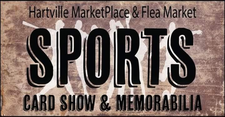 2021 Hartville Sports Card Show